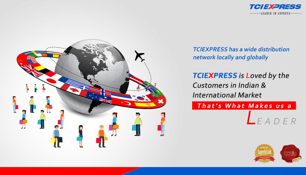 TCIExpress Logistics- Wide Distribution Network Chander Agarwal