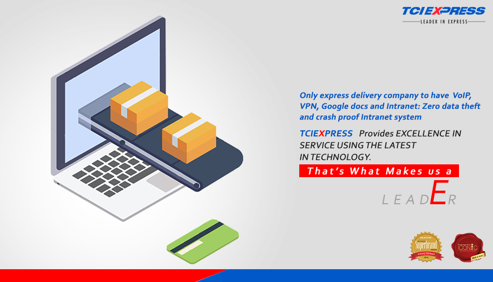 Logistics Express Parcel Delivery